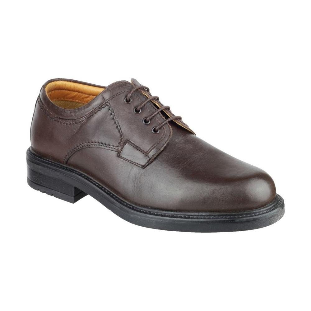 Amblers Enderby Gibson Leather Shoes