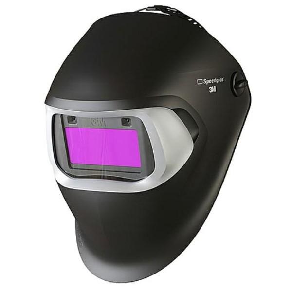3M Speedglas 100 Black Auto darkening Welding Helmet