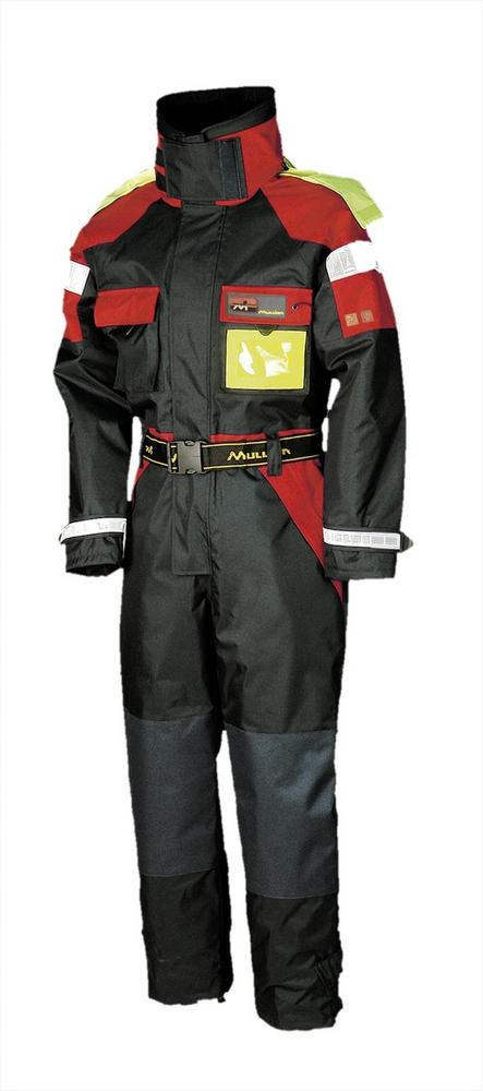 Mullion Aquafloat Superior 1MH4A2N07 Red Navy Floatation Suit