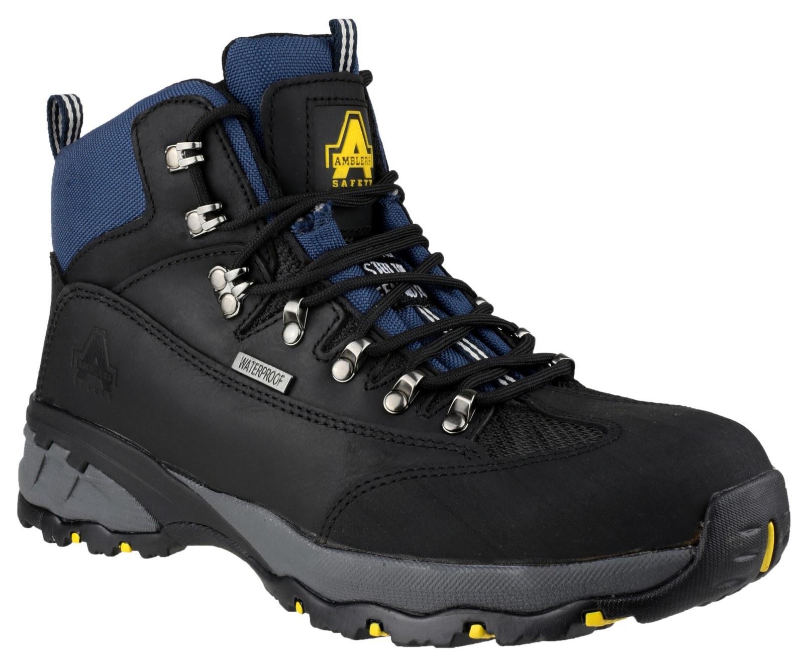 2d1c1048722 Amblers Safety FS161 Men's Waterproof Boots