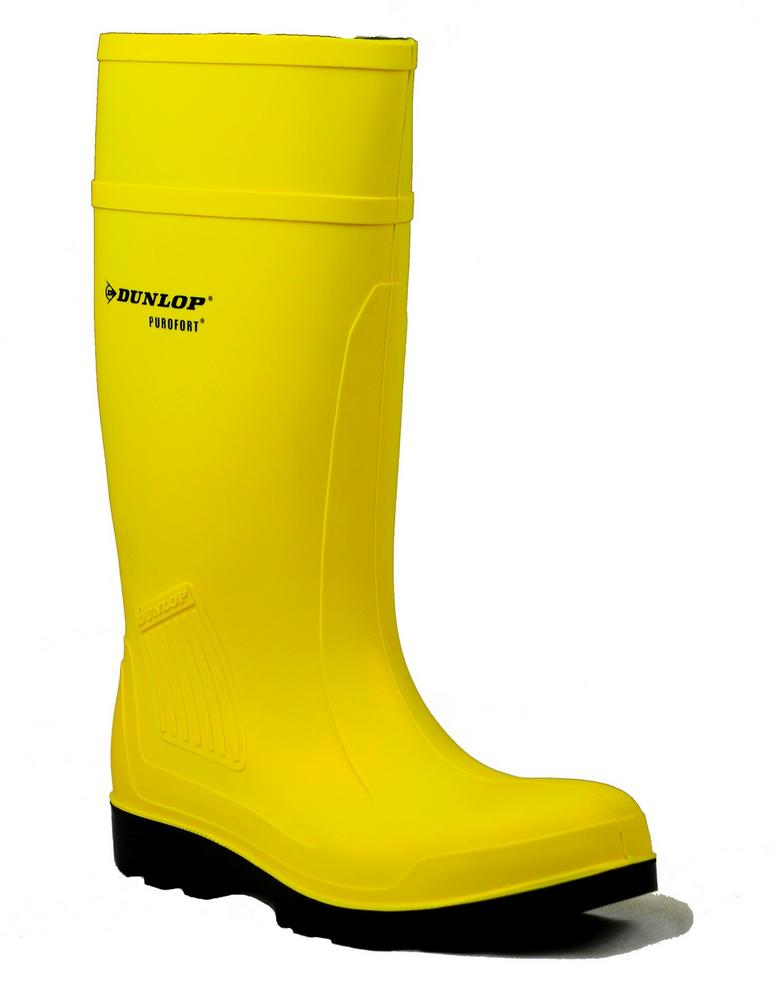 Dunlop Purofort Men's Full Safety Wellingtons