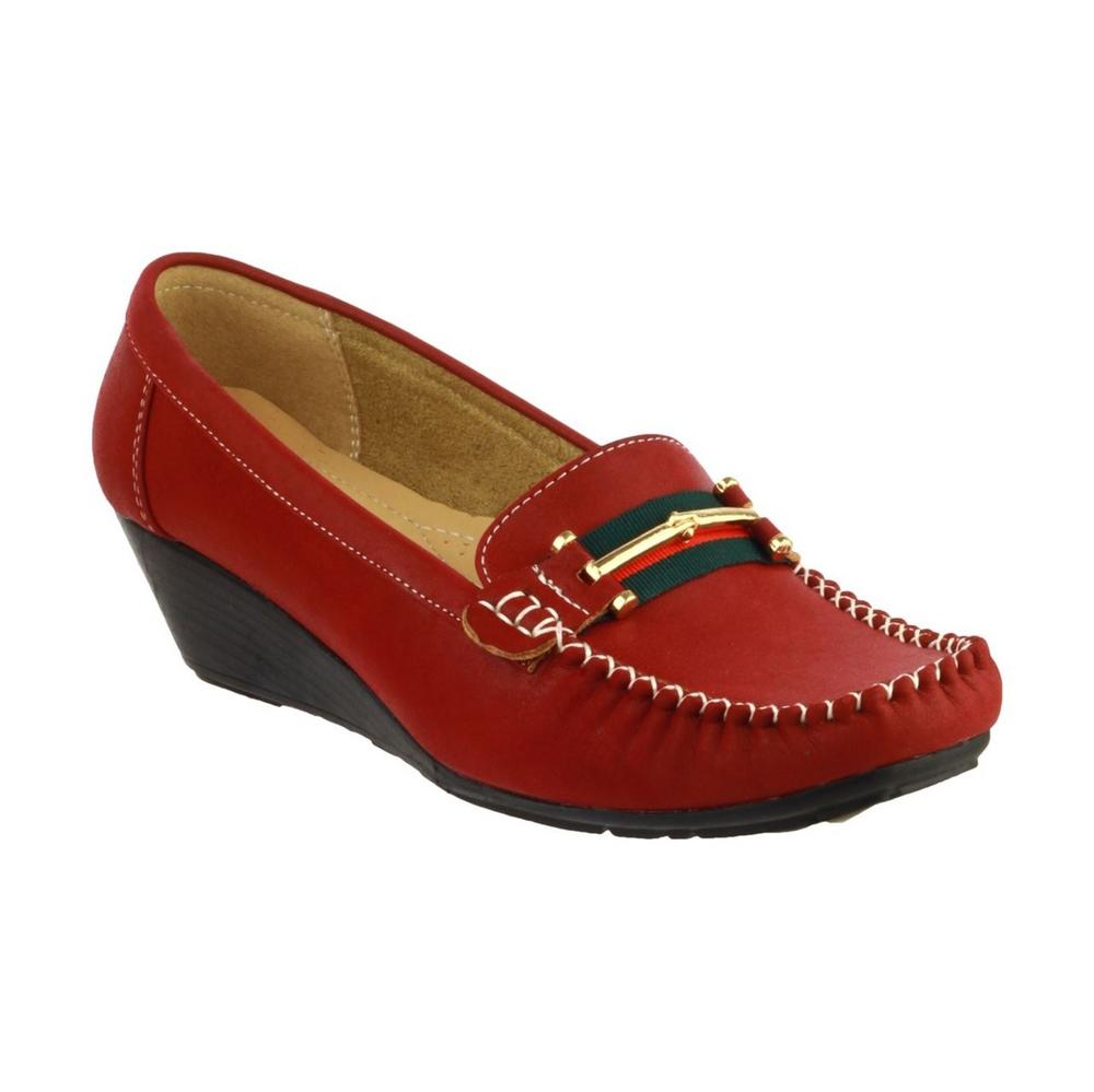 Amblers Foster Womens Non Safety Moccasins