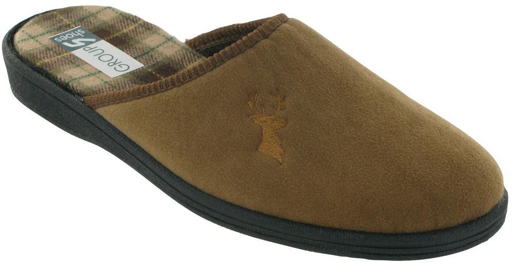 Mirak Buck Mule Men's Slippers