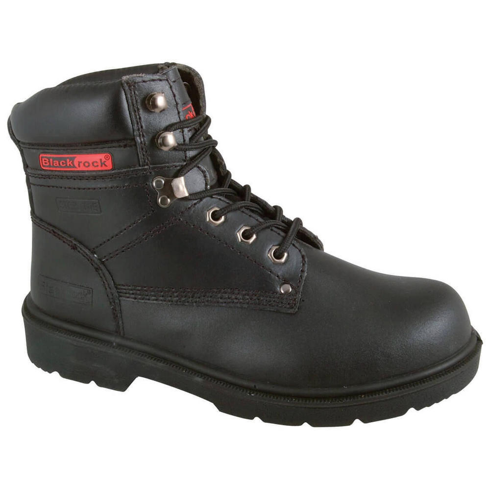 Blackrock SF08 Ultimate S3 Safety Boot Black Steel Toecap & Midsole