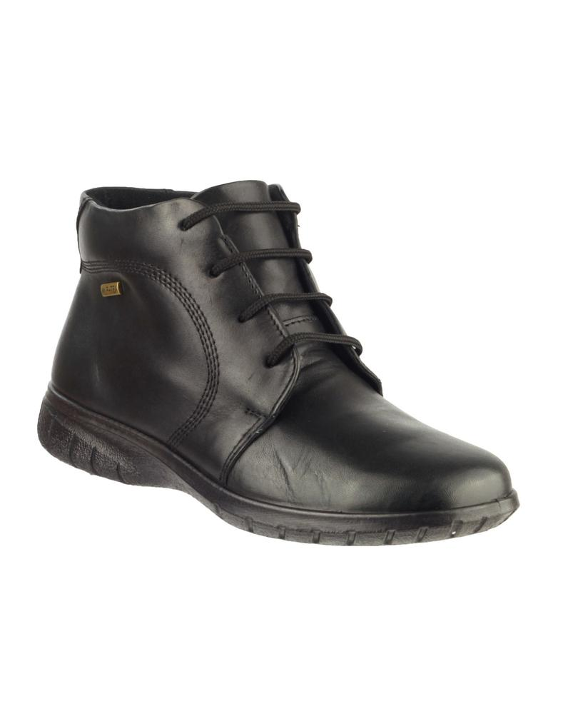 Cotswold Bibury Womens Ankle Boots Black