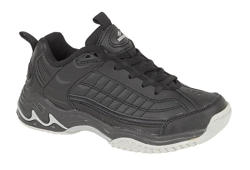 Mirak Contender Unisex Adult Lace Trainer Shoes