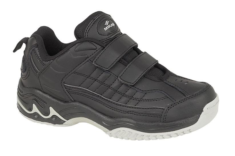 Mirak Contender Unisex Adult Velcro Trainer Shoes
