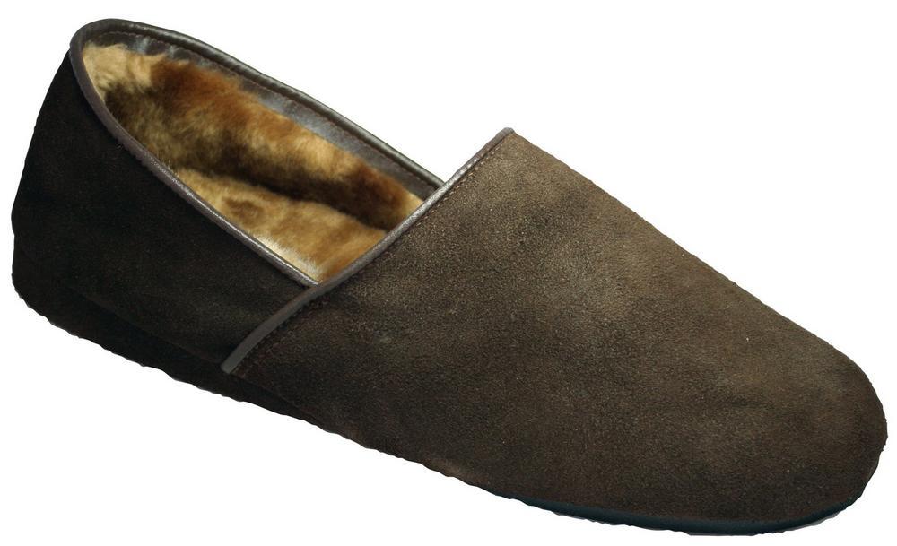 Mirak David Suede Men's Slip-On Slippers
