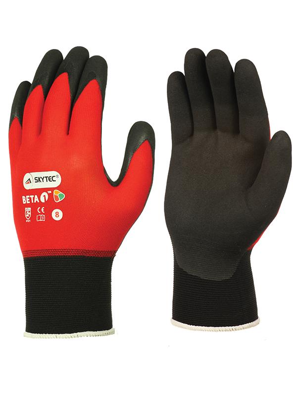 Skytec Sky50 Beta 1 Nft Nitrile Foam Glove 4.1.2.1