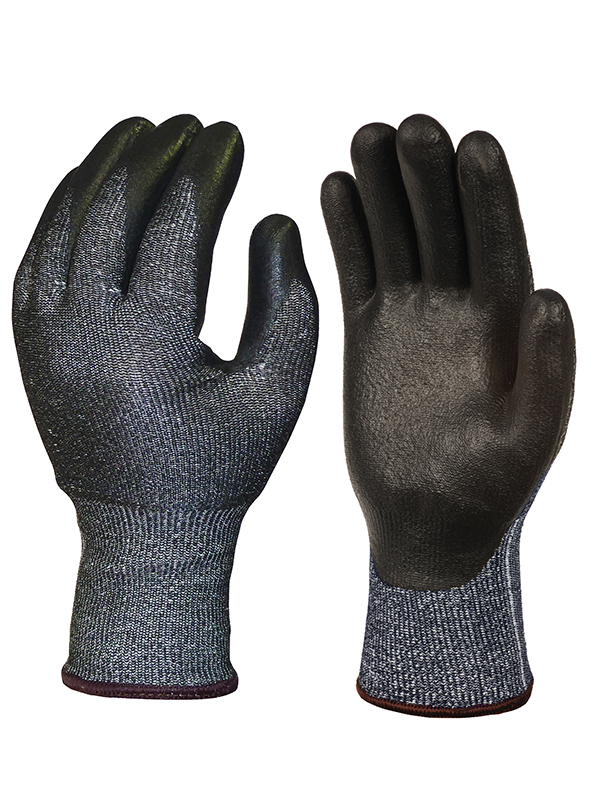 Skytec Ninja Knight Sky27 Work Gloves Cut Resistant Hand Protection 4.5.4.4 Cut Level 5 Dry And Wet Grip