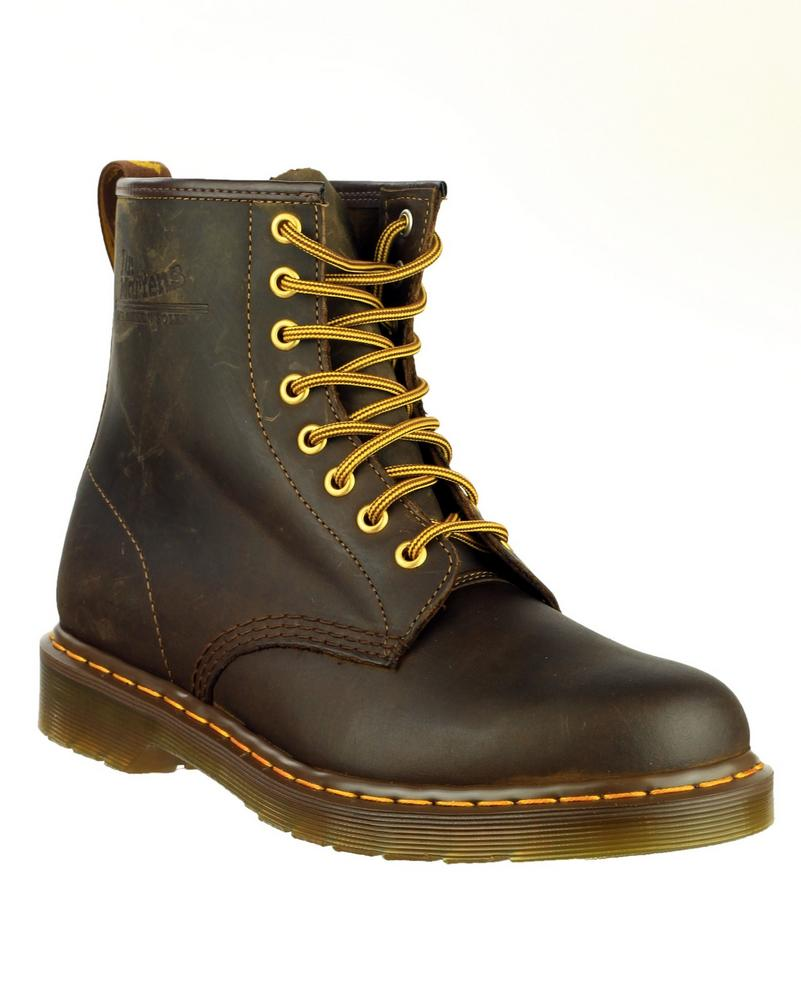 Dr Martens 1460Z Men's Lace-Up. Dr Martens Non Safety Boots