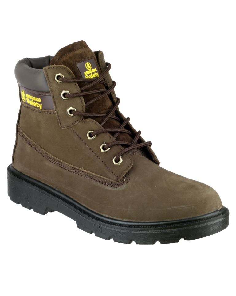 Amblers FS113 Steel Toe Cap Safety Boots