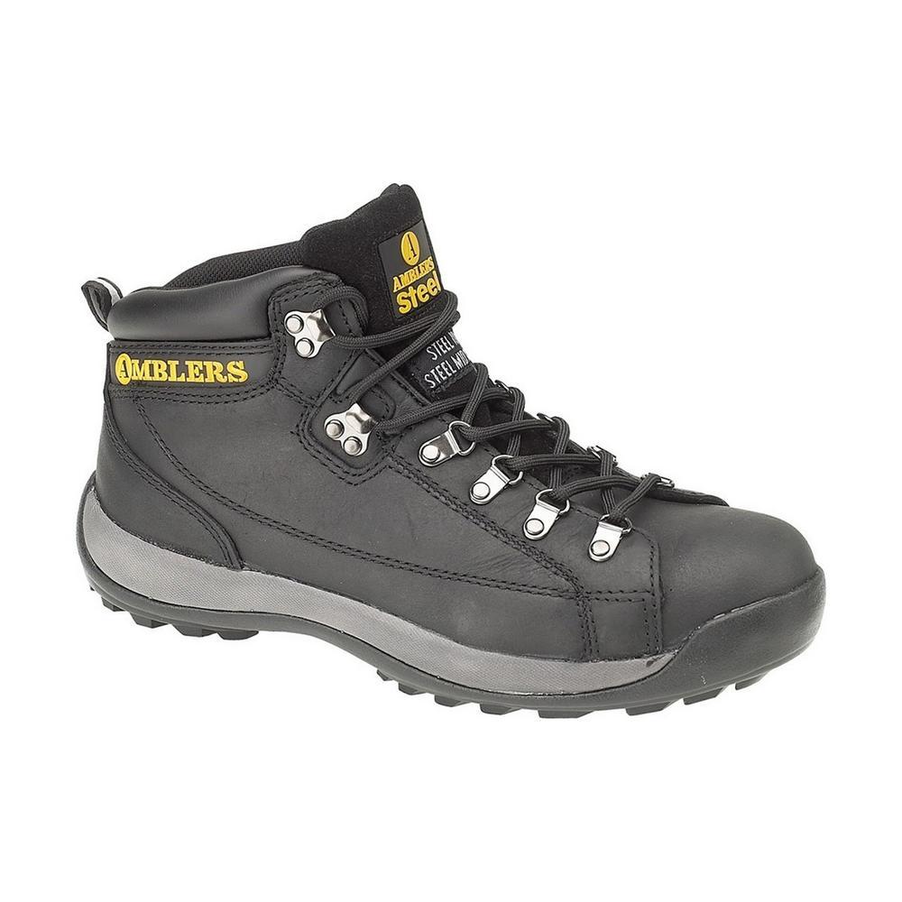 Amblers FS123 Unisex Slip Resistant Safety Hiker Boots
