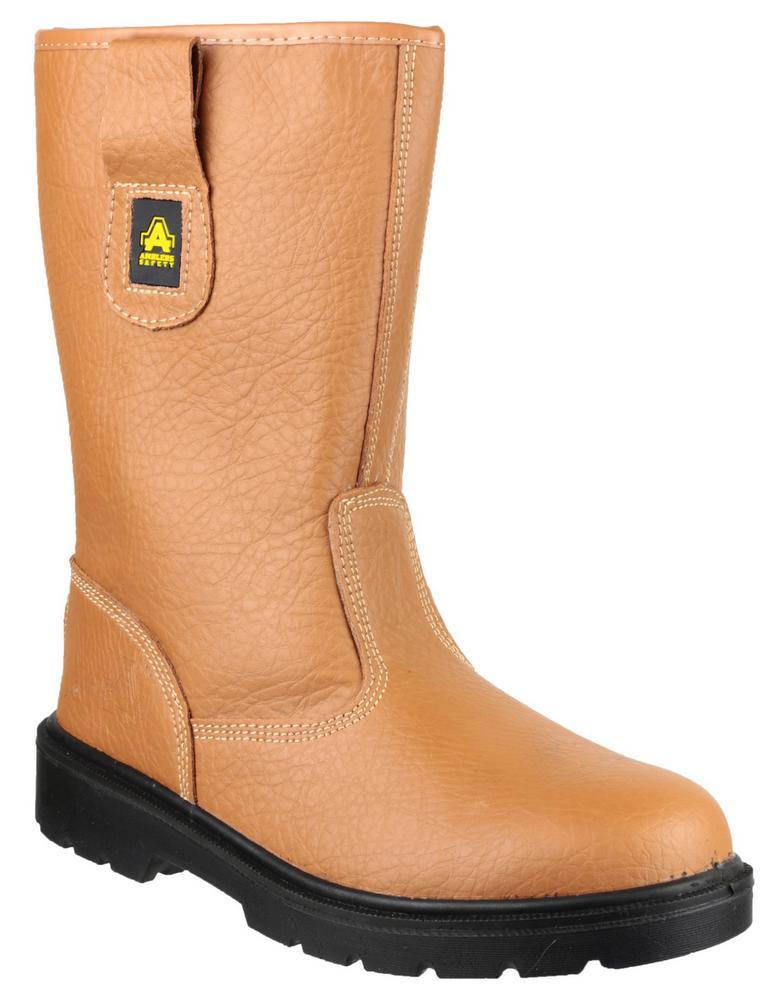 Amblers FS125 Unisex SB Safety Rigger Boots