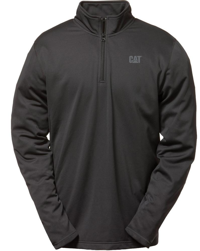 Caterpillar C1499009 Flex Layer Quarter Zip Men's Sweatshirt