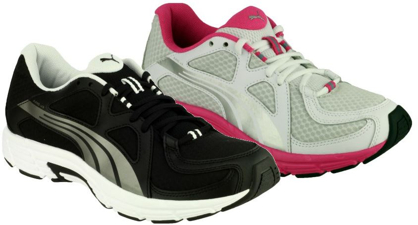 Puma Axis v3 Womens and Men's Running Shoes