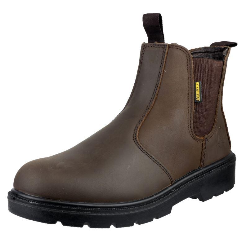 Amblers Boots FS128 Amblers jogxsHaT