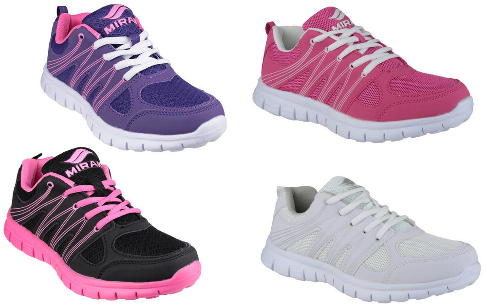 Mirak Milos Lightweight Womens Trainer