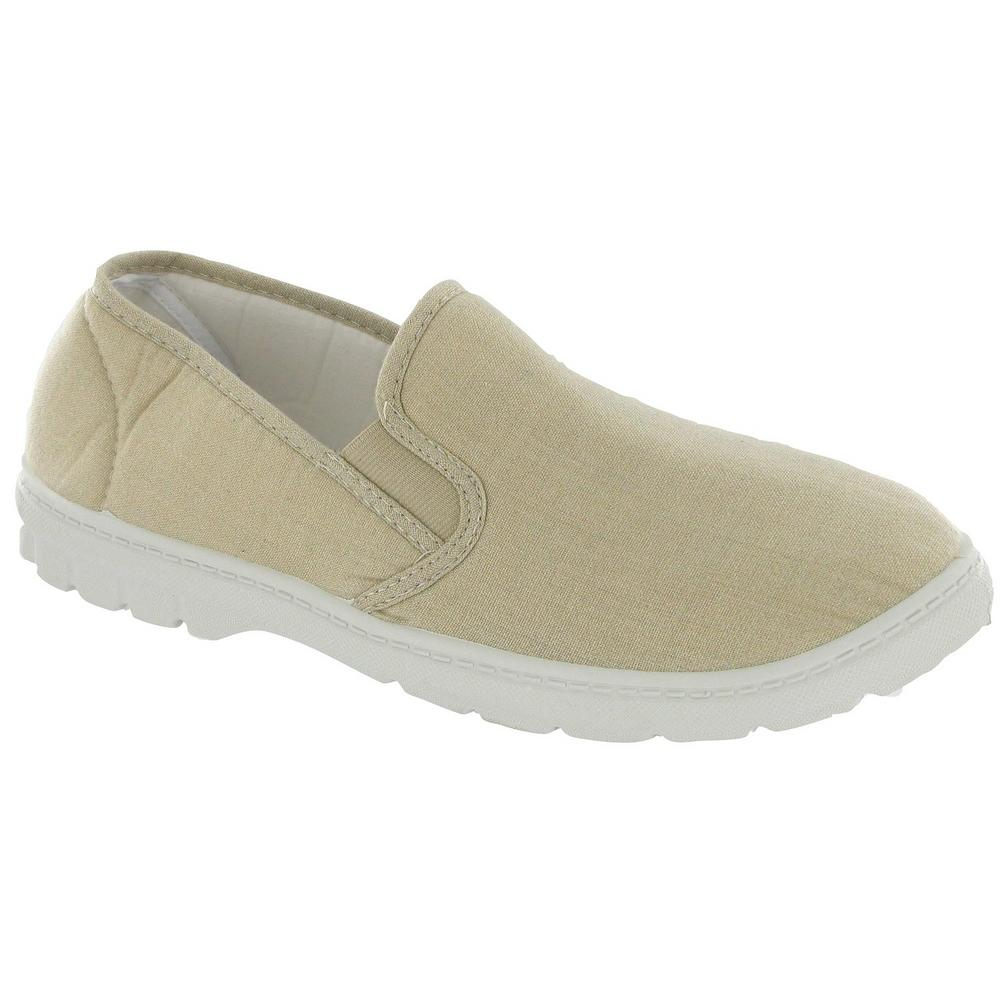 Mirak Tommy Canvas Slip-On Men's Summer Shoes