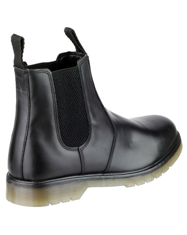 Amblers Colchester Extra Large Size Men's Boots