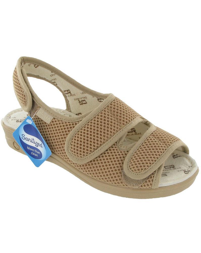 Mirak 213 Wide Fit Sandal Womens Summer Shoes