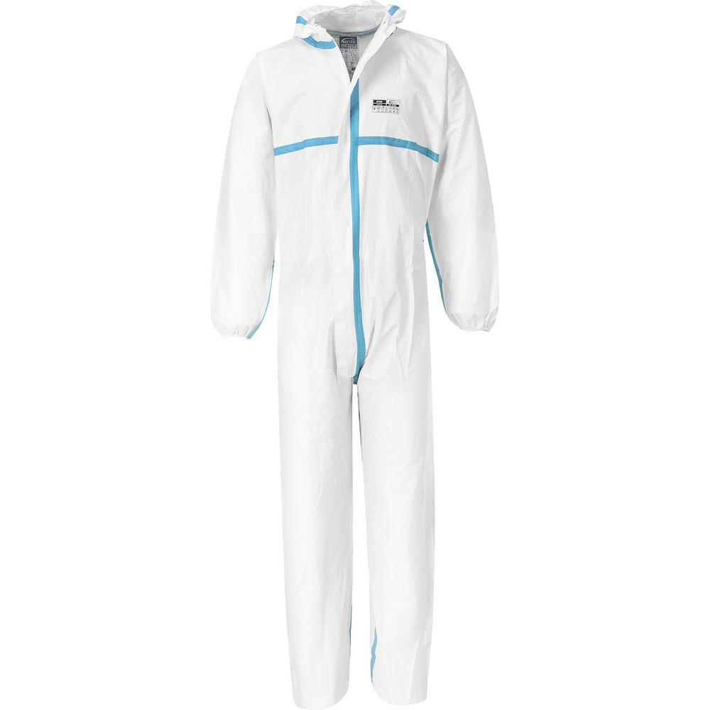 Portwest ST60 BizTex Microporous Coverall (Pack of 50)
