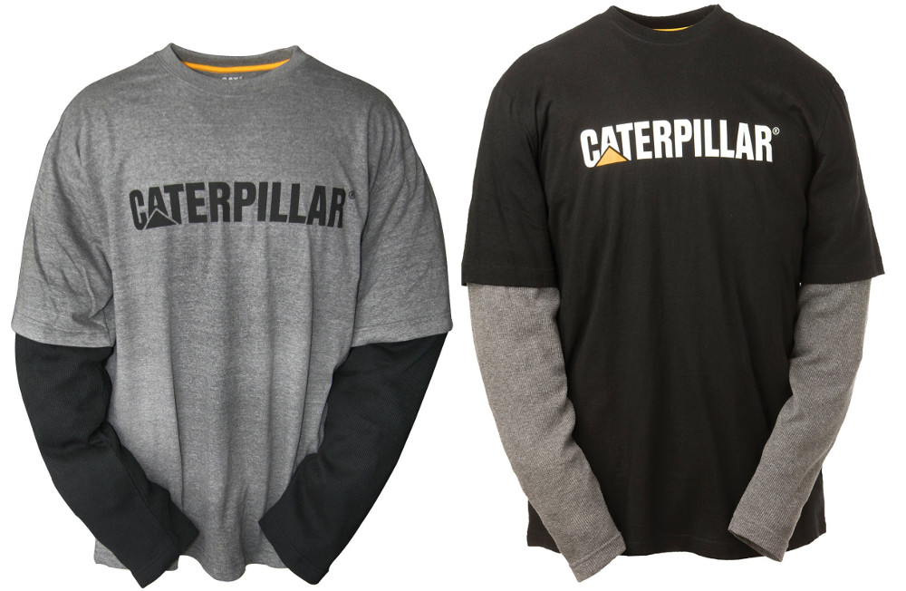 Caterpillar 1510036 Thermal layered long sleeve T-Shirt (Workwear)