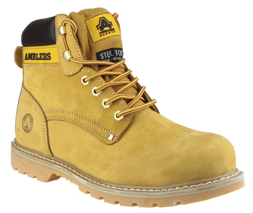 Amblers FS156 Unisex SB Oil-Resistant Safety Boot