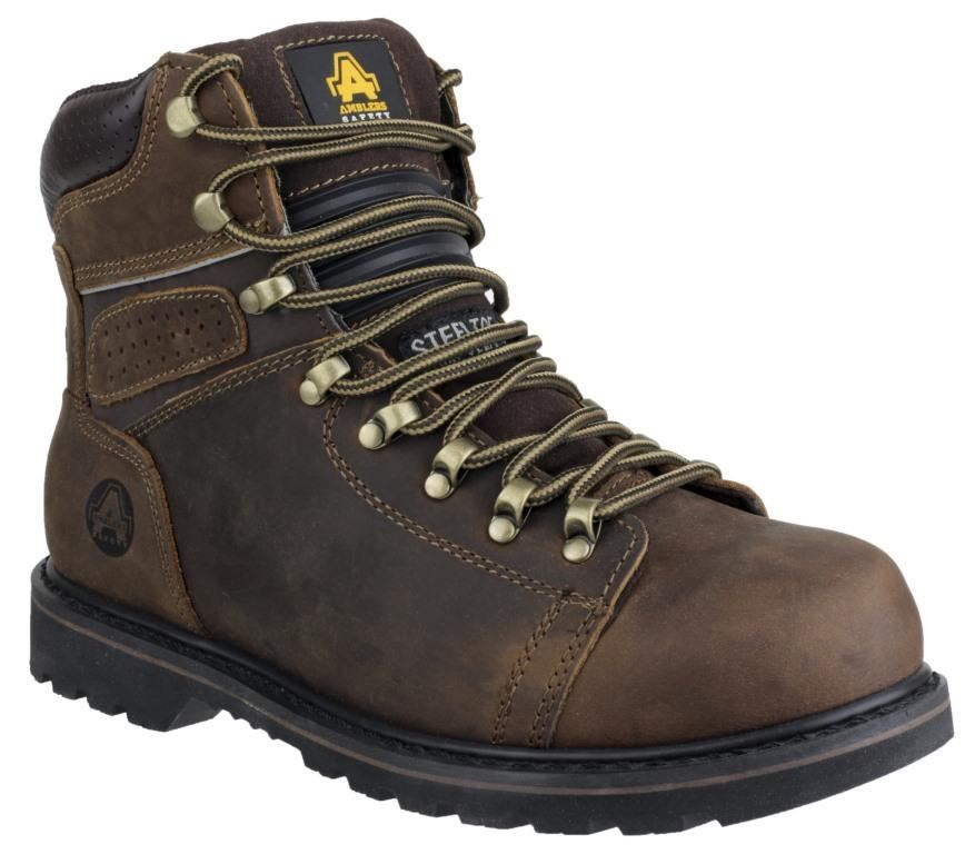 Amblers FS157 Penetration Resistance Welted Unisex Safety Boots