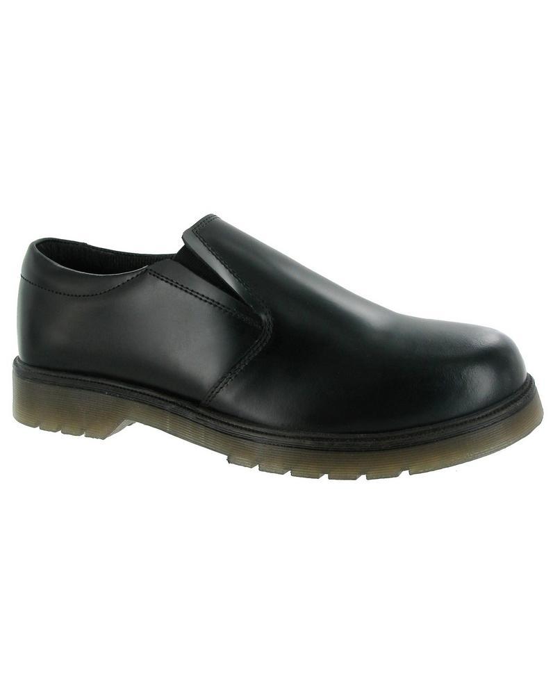 Amblers Boston Slip On Leather Men's Shoes