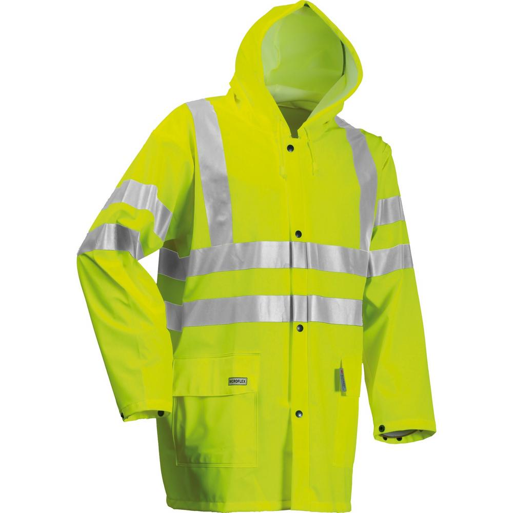 Lyngsoe LR55 Waterproof Welded Seams Rain Jacket