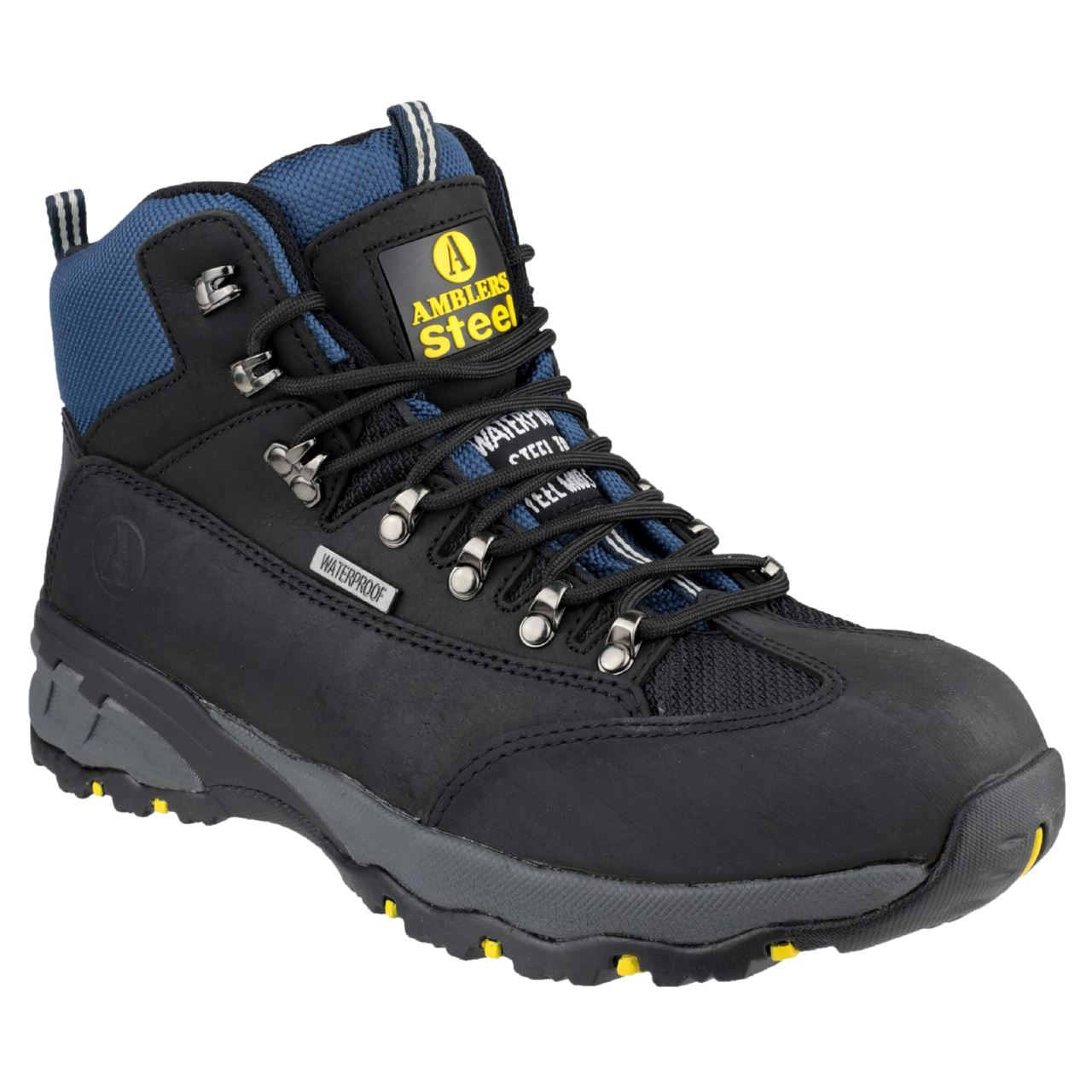 d0c6e232e29 Amblers FS161 Unisex SB Safety Waterproof Hiker Boots