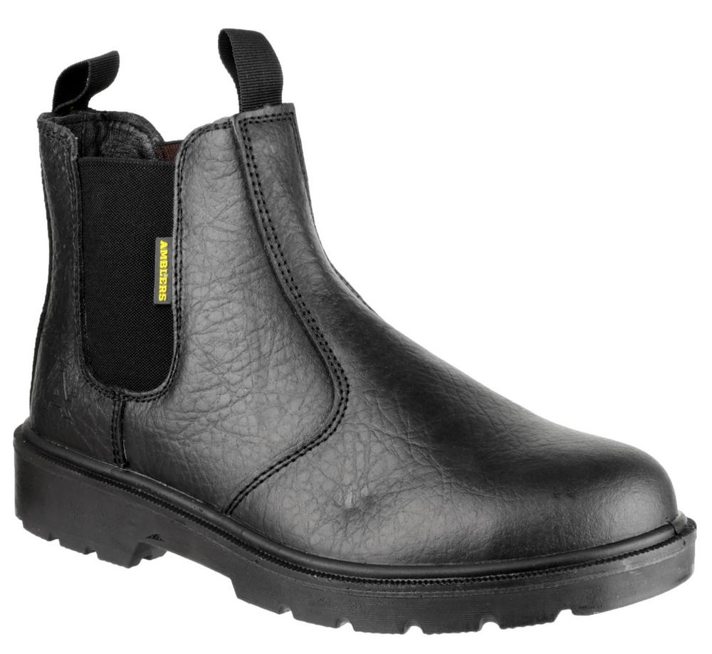Footsure FS116 Pull-On Dealer Safety Boots