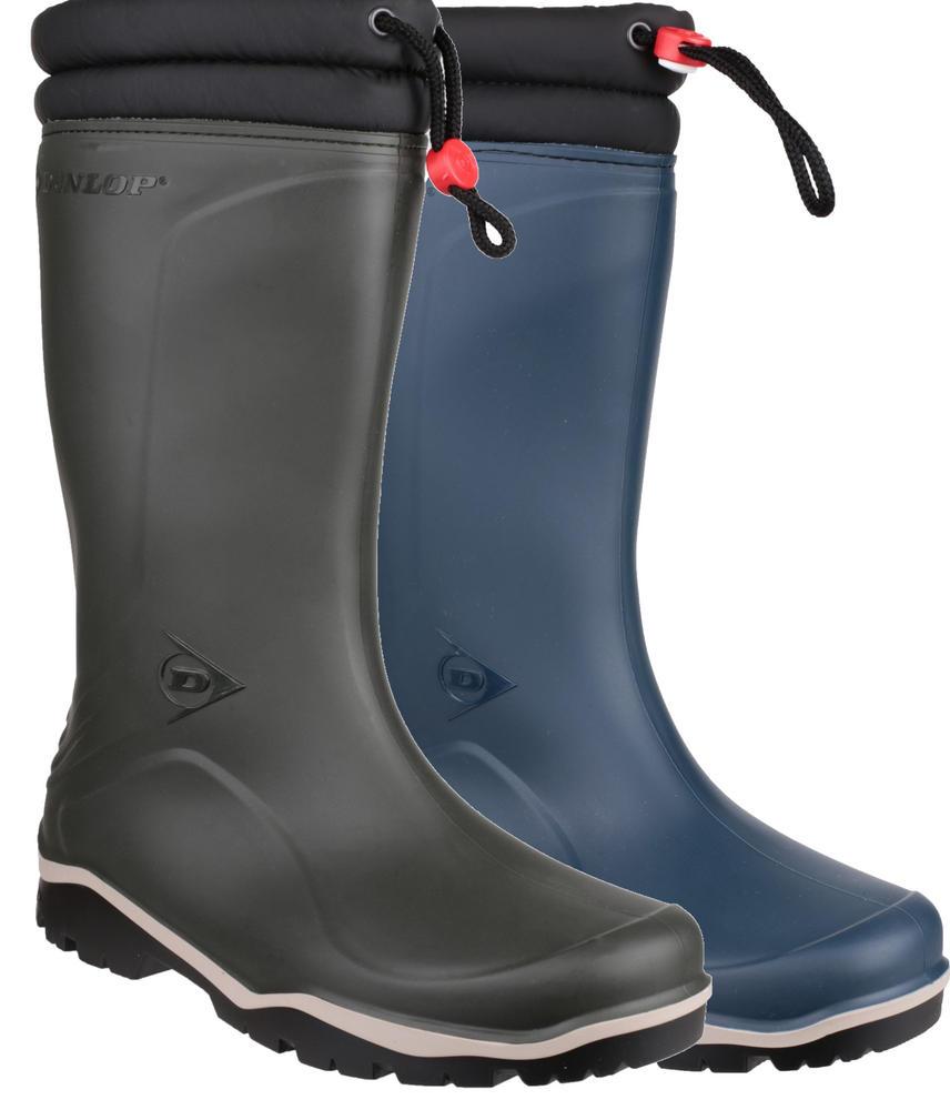 Dunlop Men's Blizzard Boot K454061 Wellington Boot