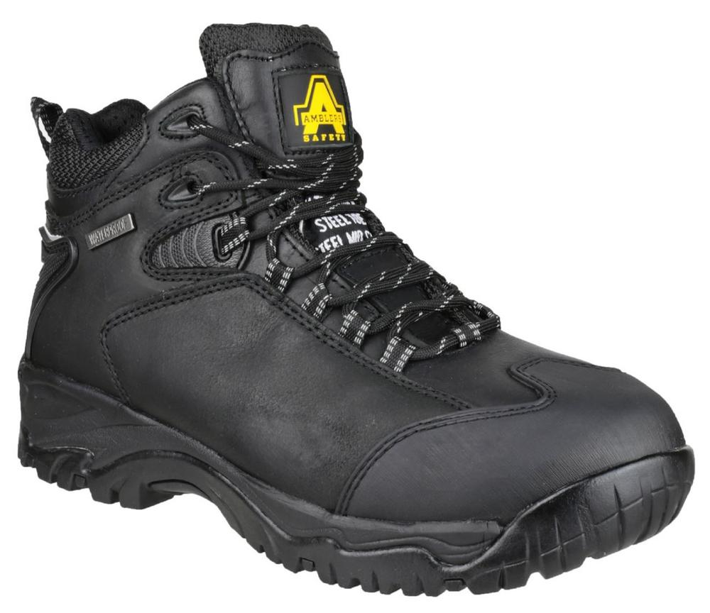 Amblers FS190 Waterproof Safety Hiker Boots