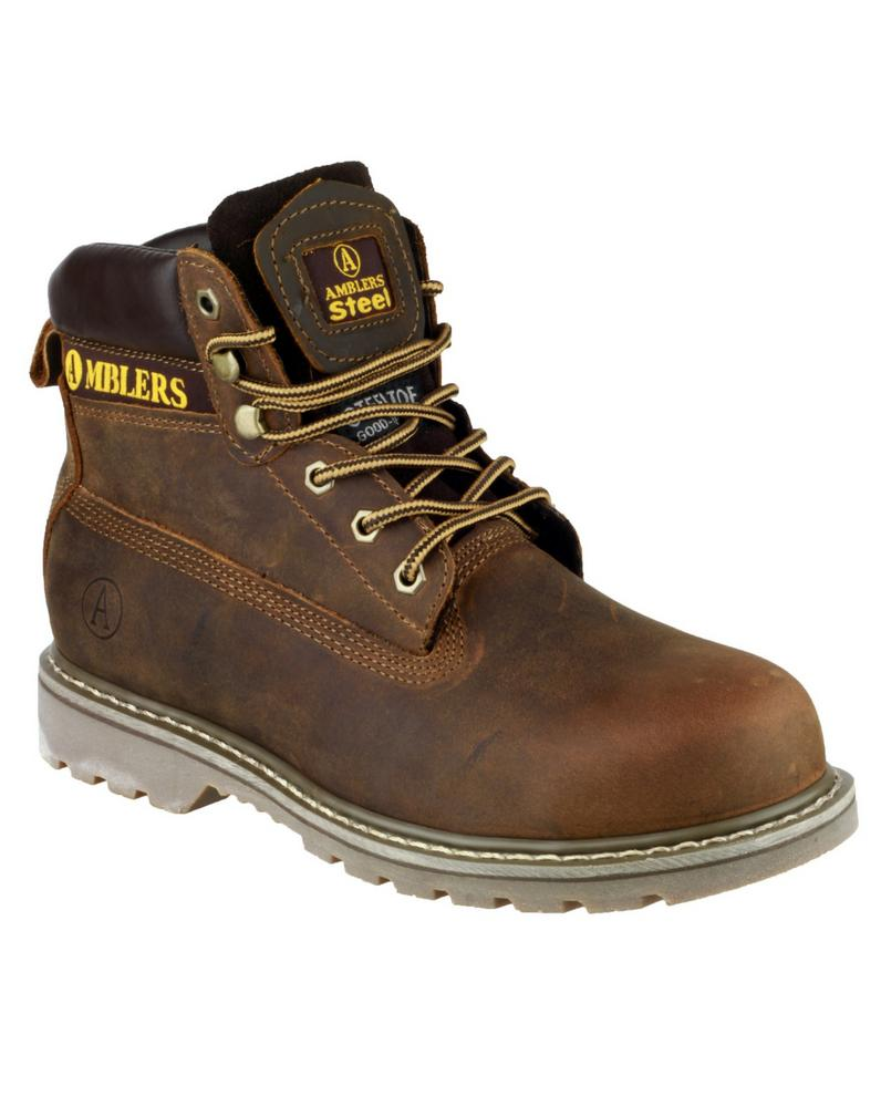 Amblers Safety FS164 Welted Safety Footwear