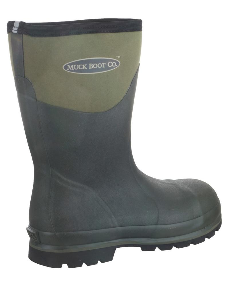 Muck Boots Muck Humber Steel Toecap Safety Wellington