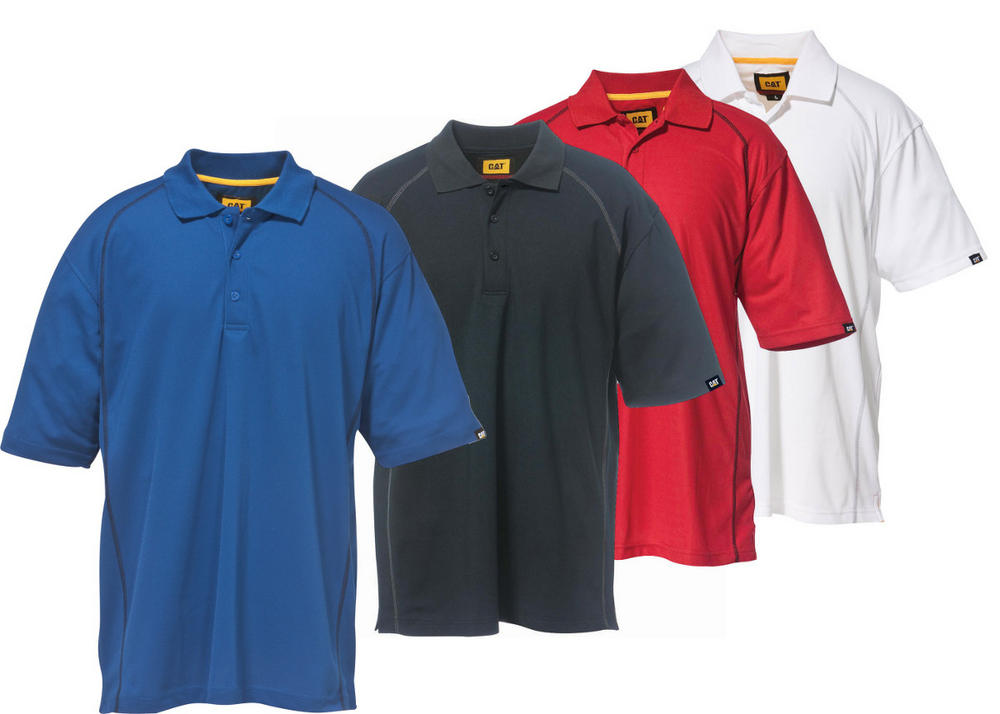 Caterpillar C1620520 Performance Polo Shirt