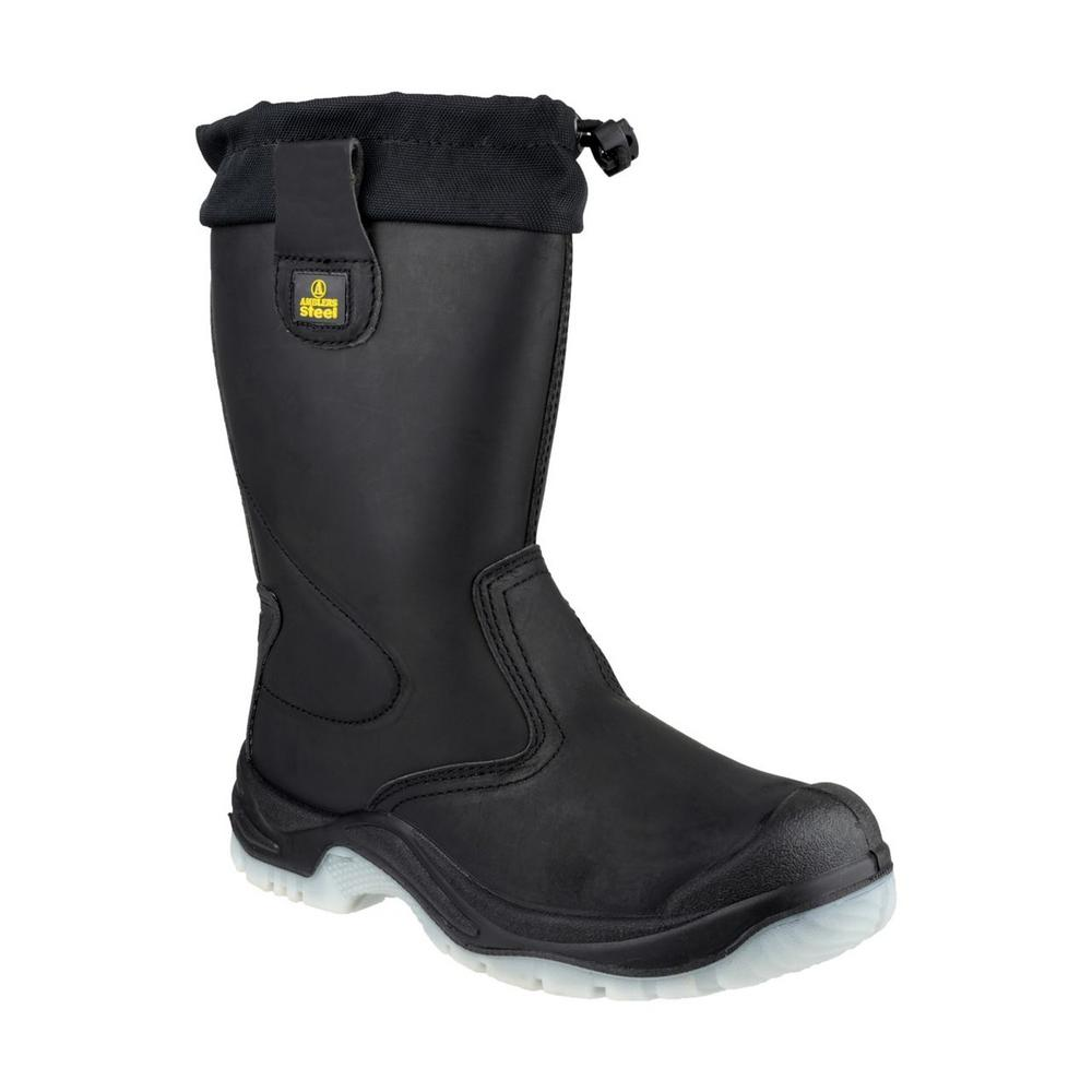 Amblers FS209 Unisex S3 Anti-Static Safety Rigger Boot