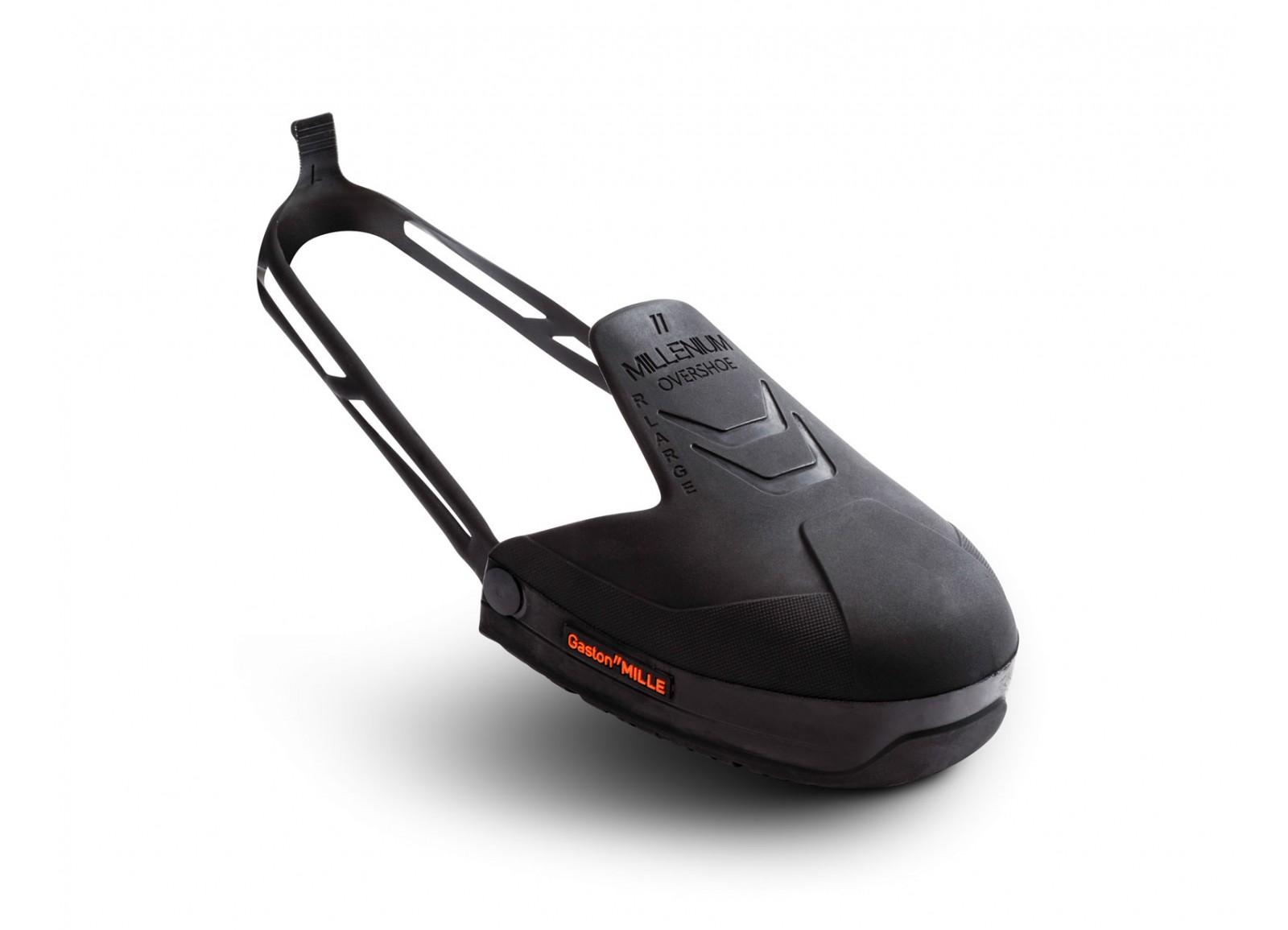 Black Steel Shoes