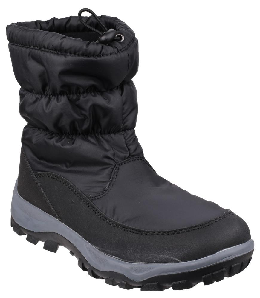 Cotswold Polar Waterproof Snow Wellington Boots