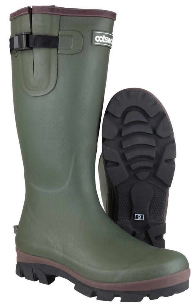 Cotswold Grange Neoprene Waterproof Rubber Wellington Boots