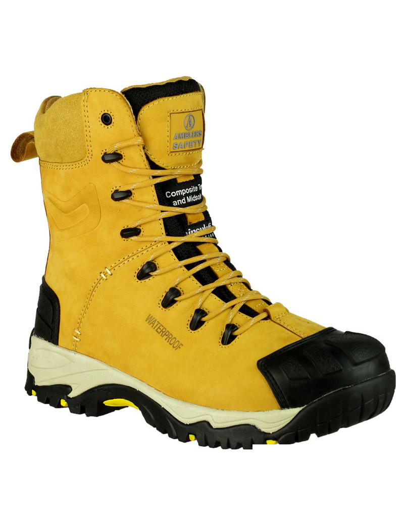Amblers Steel FS998 S3 Thinsulate Lined Safety Boot