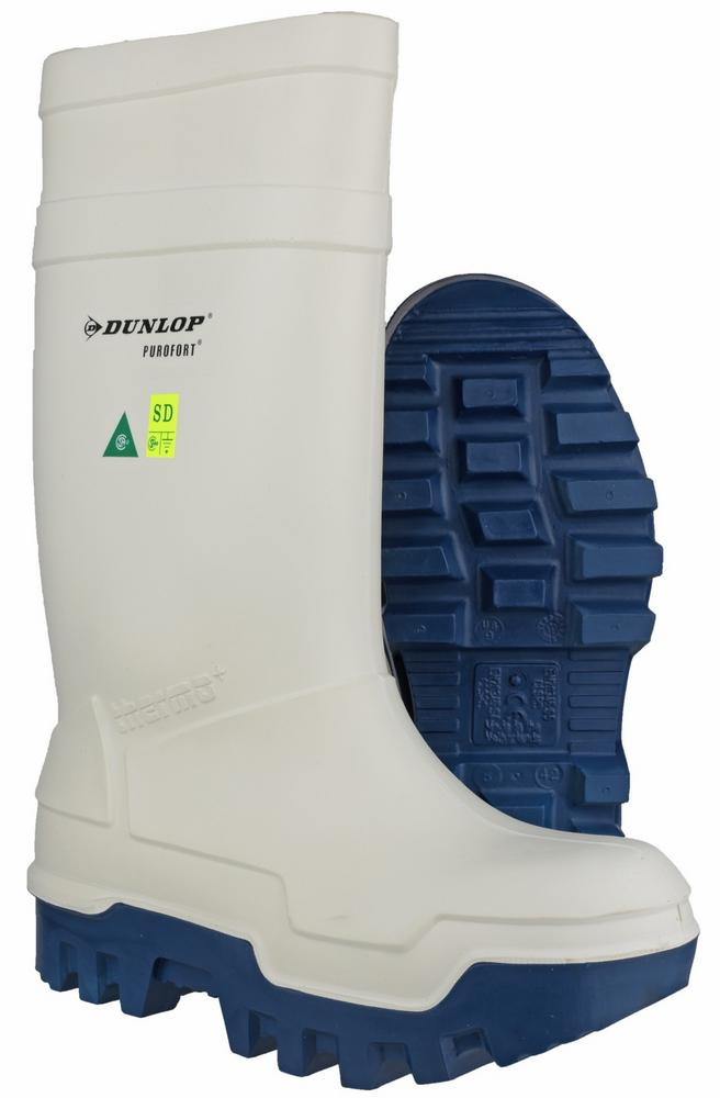 Dunlop E662143 Purofort Thermo+ Safety Wellingtons
