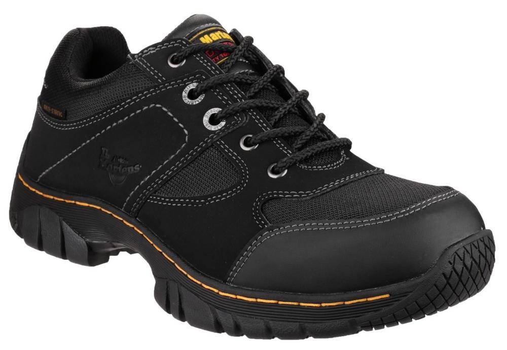 Dr Martens Gunaldo Lightweight Steel Toe Safety ShoeSsafety Trainer