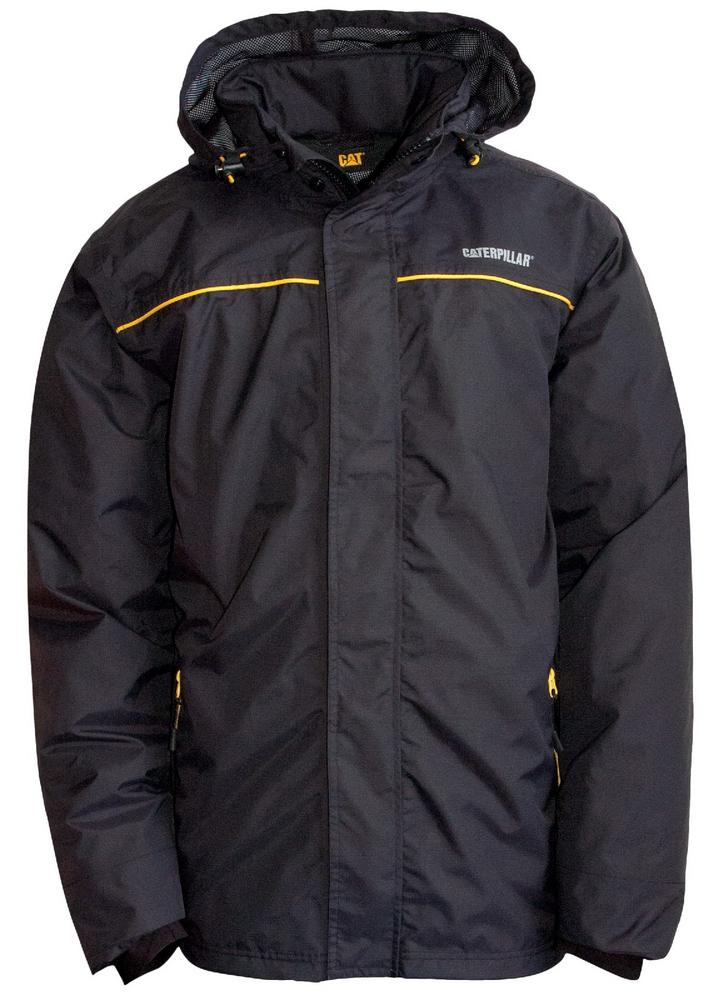 Caterpillar C1313081 Men's Waterproof Hooded Traverse Work Jacket