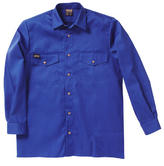 Snickers Workwear 1677 Antiflame Shirt size L - Blue Safety/ Protective Clothing