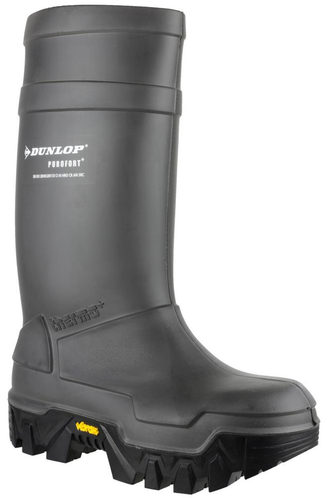 Dunlop Purofort Explorer Thermo + C922033.05 Unisex Safety Wellington Boots