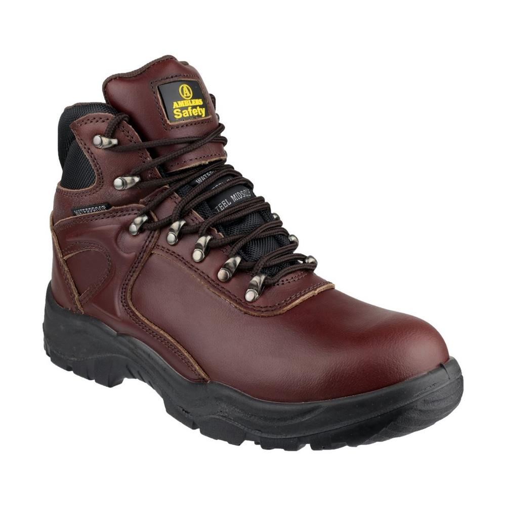 Amblers FS31 Unisex Waterproof S3 Pull on Safety Boot