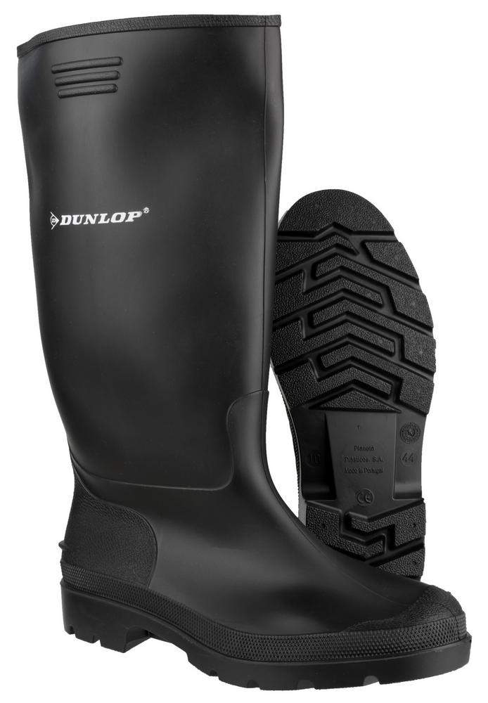 Dunlop 380PP Pricemaster Waterproof Non Safety Wellington Boots